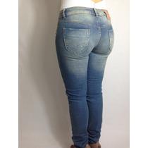Calça Jeans Feminina Skinny Marca Zinco