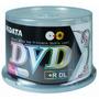 50 Dvd+r Dl 8.5gb 8x Printable Ridata Dual Layer Id: Ritek