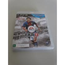 Fifa 2013 - Jogo De Ps3