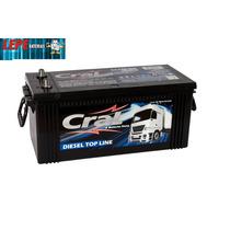 Bateria 150 Amperes Cral Nova 1 Ano De Garantia