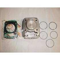 Kit Cilindro Motor 170 Cg-125 09/14 Não Precisa Troca Biela