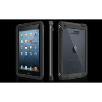 Capa Case Ipad 2 3 4 Lifeproof Nuud Prova D´água Original