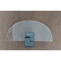 Defletor Acrilico Para Bolha / Parabrisa - Universal Pq 19cm