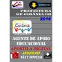 Apostila Digital Pref Goiania Go Agente Ap Educacional 2016