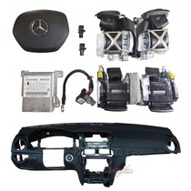 Kit Air Bag Bolsas Cintos Modulo Painel Mercedes C180 2012