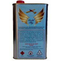 Combustível Glow Aeromodelos Ou Automodelos Gold Fly 2t E 4t
