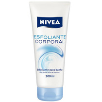 Esfoliante Nivea Massagem Corporal 200ml