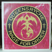 Lp Queensryche Rage For Order Exx Estado