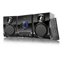 Mini System Dvd Player Multilaser Sp156 - Dvd/ Cd/ Fm/usb