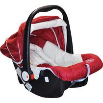Bebê Conforto 0 A 13kg Vermelho C/ Bege