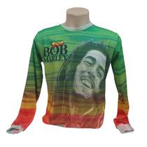 Casaco Moletom Bob Marley Todos Os Tamanhos Personalizável