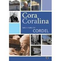 Meu Livro De Cordel Coralina, Cora Global Editora (edição Di