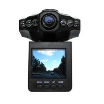 Camera Filmadora Automotiva Hd Dvr Visor Lcd Re