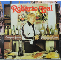 Roberto Leal Obrigado Brasil Compacto Vinil 1981 Estéreo