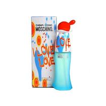 Perfume Moschino I Love Love Feminino 50 Ml - Original