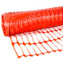 Tela De Proteção Tapume Laranja Rolo 1.20 X 50 M - Perame