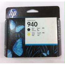 Cabeça De Impressão Hp 940 Black/yellow C4900a 8000 E 8500