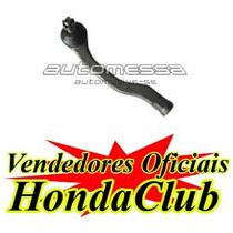 Terminal De Direção Honda Civic Até 2000 - Ótimo Preço
