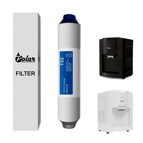 Filtro refil purificador de agua polar original e - Filtro de agua precio ...