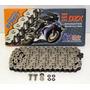 Corrente Cz Chains 525h X 120l Zx10 Zx6 R6 F800 Hornet Cb500