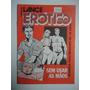 Revista Em Quadrinhos Lance Erótico
