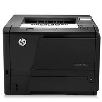 Impressora Hp Laserjet Pro 400 M401n - Conexão De Rede