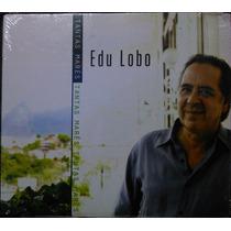 Cd Edu Lobo Tantas Marés - Lacrado De Fabrica
