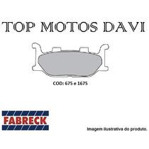 Pastilha Freio Fabreck Sundown Max 04/.. - 3563