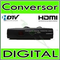 Conversor Tv Digital H D T V C/ Gravador * Queima Estoque *