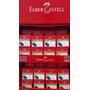 Apontador Simples Sem Deposito Faber Castell Caixa C/50 Unid