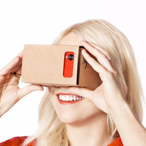 Google Cardboard Oculos Realidade Virtual 3d Games Glass