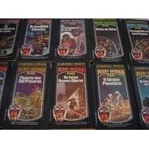 Perry Rhodan 536 Volumes Completa Semi-novos Frete Grátis