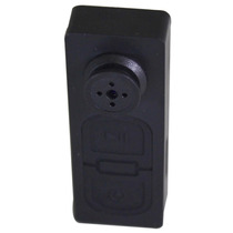 Câmera Espiã Detetive Micro Espionagem Botão Filmadora Mini