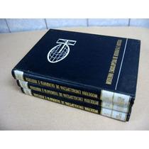 Enciclopédia Barsa + Dicionário De Inglês + Medicina E Saúde