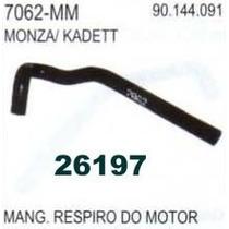 Mangueira Respiro Motor Monza / Kadett Cód. Orig. 90.144.091