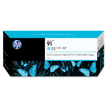 Cartucho Hp 91 Original C9470a Cyan Light - Z6100/ Z6100ps
