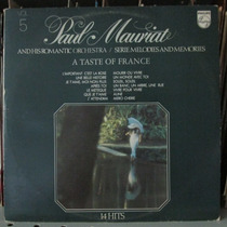 Lp Paul Mauriat 14 Hits Vol 5 Ótimo Estado