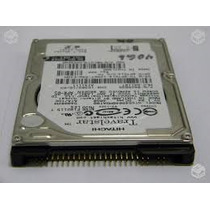 Hd Notebook 80gb Ide Ata100 5400rpm
