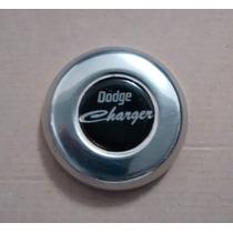 Tampa/botao De Buzina Do Dodge Charger (volante Esportivo)