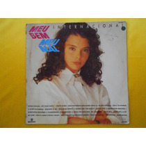 Lp Trilha Sonora Novela Meu Bem Meu Mal P/1991 Internacional