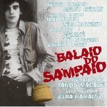 Cd Cesar Sampaio (balaio)- Zizi Possi, Joao Nogueira, Lenine