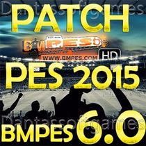 Patch Bmpes Pes 2015 6.0 Pc Brasileirão A B Super Atualizado