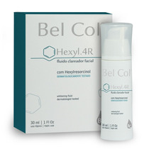 Hexyl.4r - Fluido Clareador Facial - 30ml - Bel Col