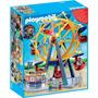 Playmobil Raro - Roda Gigante Com Luzes - Cód 5552 - Lacrado