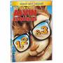 Box Trilogia Alvin E Os Esquilos 1,2,3 Coleção Dvd Lacrada