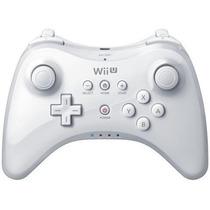 Controle Nintendo Wii U Pro Controller Branco Original