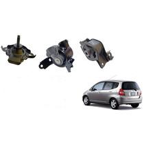 Kit Coxim Do Motor Honda Fit Automatico