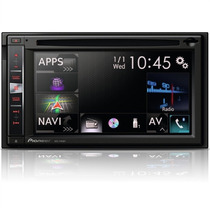 Central Multimídia Pioneer Avic-f 960 Bt Com Gps Retire Sp