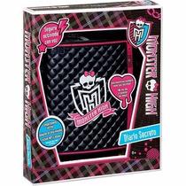 Diário Eletrônico Secreto Monster High Bbr25 - Mattel