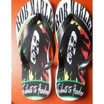 Chinelos Bob Marley 01